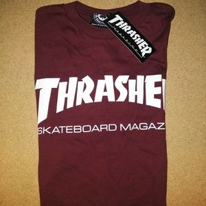 "Thrasher ""Blood Red"" Classic"